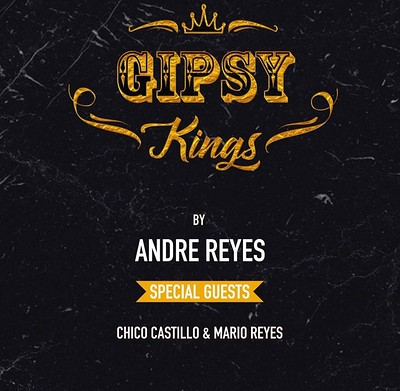 Gipsy Kings By Andre Reyes at O2 Academy in Bristol