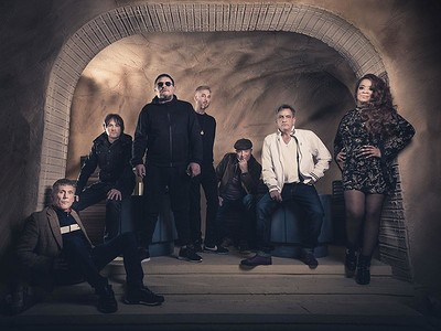 Happy Mondays – Greatest Hits Tour at O2 Academy in Bristol