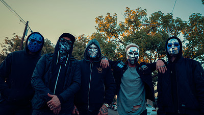 Hollywood Undead at O2 Academy in Bristol