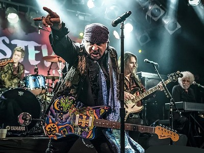 Little Steven & the Disciples of Soul at O2 Academy in Bristol