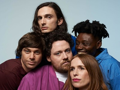 Metronomy at O2 Academy in Bristol