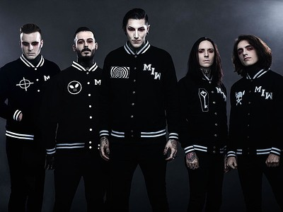Motionless in White at O2 Academy in Bristol