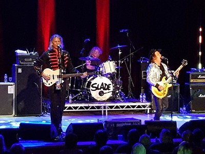 SLADE - The Rockin' Home for Christmas Tour 2019 at O2 Academy in Bristol