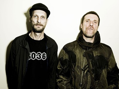 Sleaford Mods at O2 Academy in Bristol
