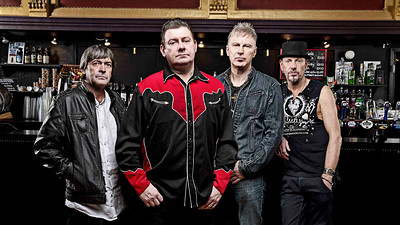 Stiff Little Fingers at O2 Academy in Bristol