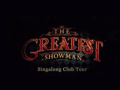The Greatest Showman Singalong Club Tour at O2 Academy in Bristol