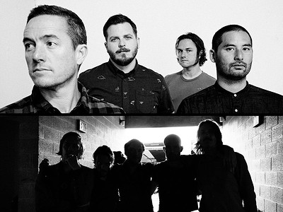 Thrice & Refused at O2 Academy in Bristol