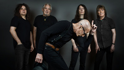 Ufo - 'Last Orders - 50th Anniversary Tour' at O2 Academy in Bristol
