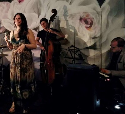 The Belle Rose Trio at Pasture in Bristol