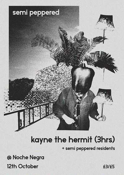 Semi Peppered w/ Kayne the Hermit at Pata Negra in Bristol