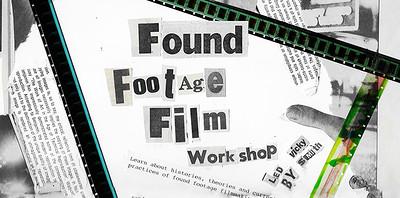 SHAPE : 16mm Found Footage Workshop at Penywell Studios  in Bristol