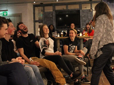 Quipped Comedy Night at Prince Street Social in Bristol