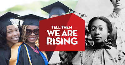 Tell Them We Are Rising - UK Premiere at PRSC The Space in Bristol