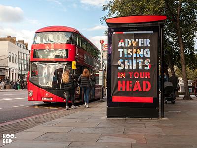 Adblock – Art In Ad Places at PRSC in Bristol