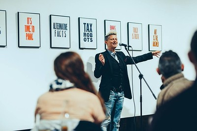 Out-Spoken Press | Live in Bristol 2018 at PRSC in Bristol