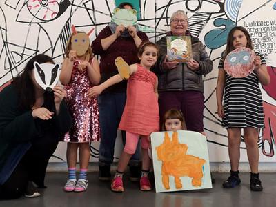 Rebel Story Time for Kids at PRSC in Bristol