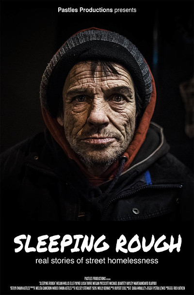 Sleeping Rough – Screening with Q&A at PRSC in Bristol