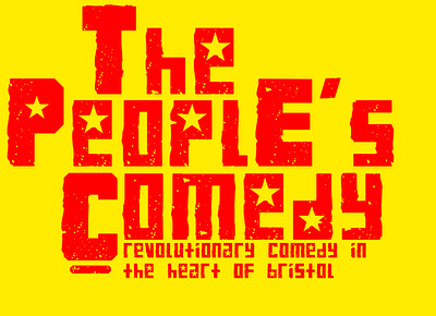 The People's Comedy at PRSC in Bristol