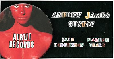 Albeit Records ± Night Series at Queens Head Easton in Bristol