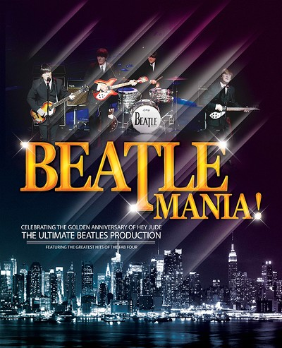 Beatlemania at Redgrave Theatre in Bristol