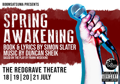 Spring Awakening at Redgrave Theatre in Bristol
