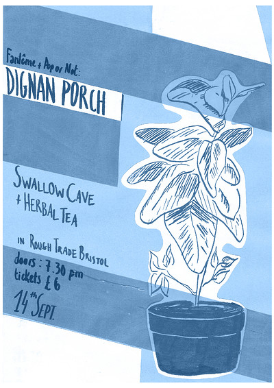 Dignan Porch + Swallow Cave | Live at Rough Trade at Rough Trade  in Bristol