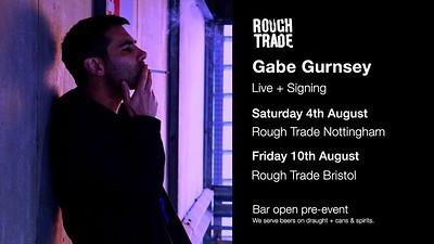 Gabe Gurnsey | Live & Signing at Rough Trade  in Bristol