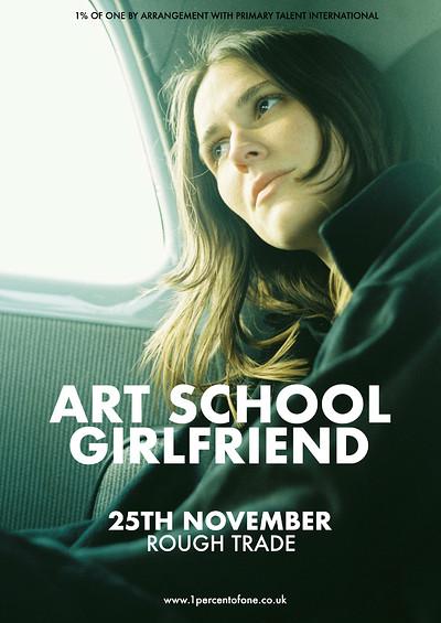 Art School Girlfriend at Rough Trade Bristol in Bristol
