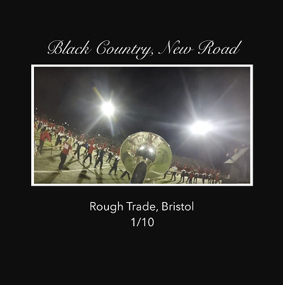 Black Country, New Road at Rough Trade Bristol in Bristol