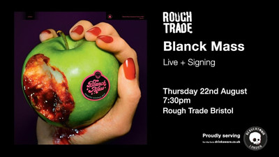 Blanck Mass at Rough Trade Bristol in Bristol