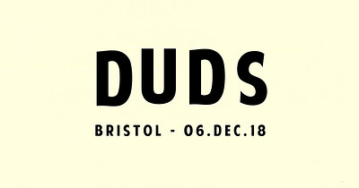 DUDS at Rough Trade Bristol in Bristol