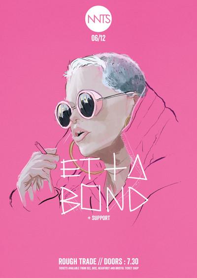 Etta Bond + Mercy's Cartel at Rough Trade Bristol in Bristol