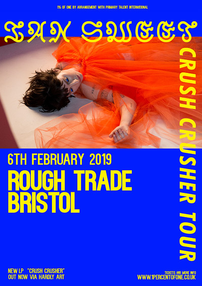 Ian Sweet at Rough Trade Bristol in Bristol
