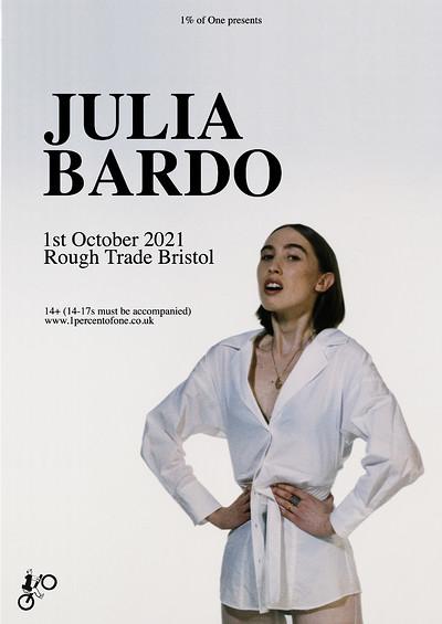 Julia Bardo at Rough Trade Bristol in Bristol