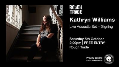 Kathryn Williams at Rough Trade Bristol in Bristol