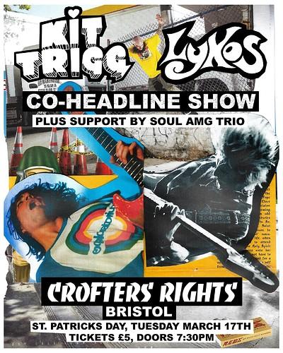 KIT TRIGG x LYKOS at Rough Trade Bristol in Bristol
