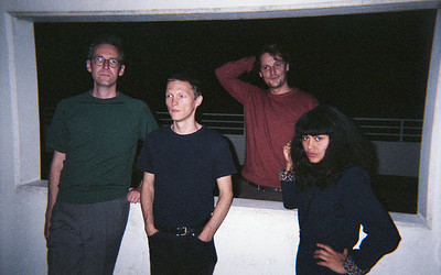Lewsberg & guests at Rough Trade Bristol in Bristol
