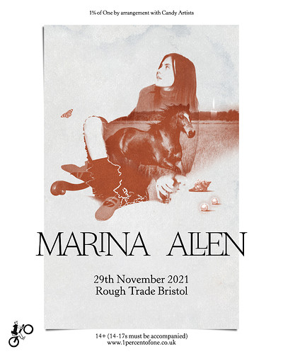 Marina Allen at Rough Trade Bristol in Bristol