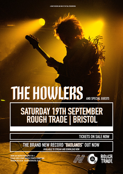 ROUGH TRADE - The Howlers / Wych Elm /Birdman Cult at Rough Trade Bristol in Bristol