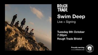 Swim Deep at Rough Trade Bristol in Bristol