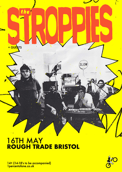 The Stroppies at Rough Trade Bristol in Bristol