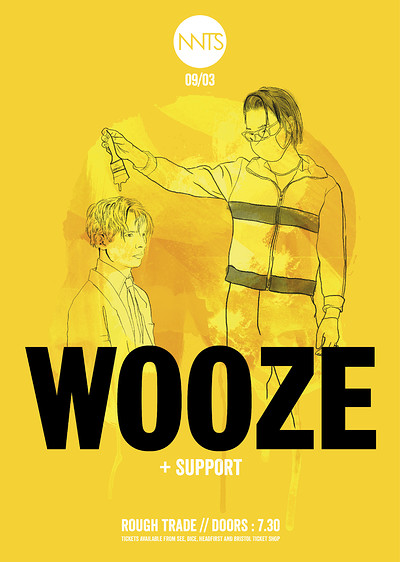 WOOZE + support at Rough Trade Bristol in Bristol