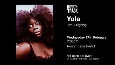 Yola at Rough Trade Bristol in Bristol