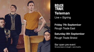 Teleman | Live + Signing at Rough Trade in Bristol