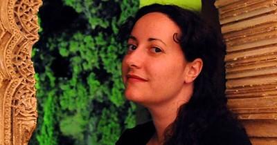 Rosalind Moreno-Parra at Salt Café in Bristol