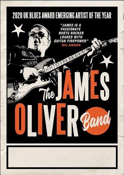 James Oliver Band Live at Sidney & Eden at Sidney & Eden in Bristol
