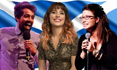 Edinburgh Preview Triple Bill Stand-Up Comedy at Smoke & Mirrors in Bristol