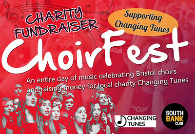 ChoirFest Charity Fundraiser at Southbank in Bristol