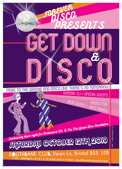 Get Down and Disco at SouthBank in Bristol