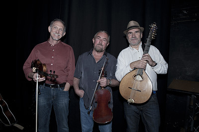Aly Bain, Ale Möller and Bruce Molsky at St George's Bristol in Bristol
